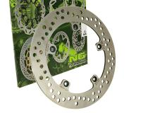 brake disc NG for Aprilia Scarabeo 125-500, Gilera DNA, Nexus, Runner SP