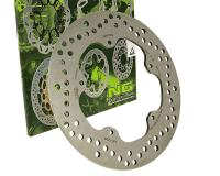 brake disc NG for Gilera Runner, Piaggio X7, X8, X9, MP3