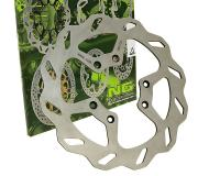brake disc NG Wavy for Beta RR