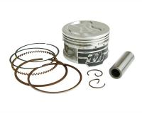 piston set Naraku 39mm-52.4mm for 139QMB/QMA, Kymco 4-stroke