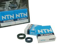 crankshaft bearing set Naraku heavy duty incl. oil seals for Peugeot vertical Euro 2