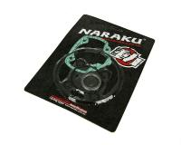 cylinder gasket set Naraku 50cc for Peugeot vertical LC