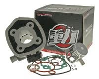 cylinder kit Naraku 50cc for Minarelli horizontal LC