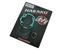 cylinder gasket set Naraku 50cc for Kymco horizontal LC
