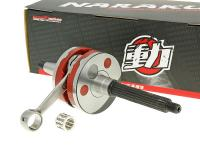 crankshaft Naraku racing HPC for Piaggio 50cc AC, LC