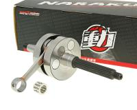 crankshaft Naraku racing full circle for Piaggio 50cc