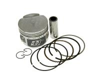 piston set Naraku 125cc for Yamaha Cygnus, BWs 5ML injection