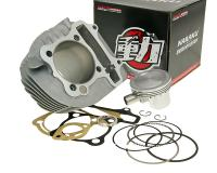 cylinder kit Naraku 180cc 63mm forged piston for GY6, Kymco AC