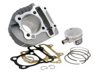 cylinder kit Naraku 160cc 58.5mm forged piston for GY6, Kymco AC