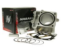 cylinder kit Naraku 175cc for Yager, Spacer, Dink 125cc