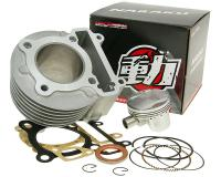 cylinder kit Naraku 155cc forged piston for Yamaha Cygnus, BWs 5ML 4V
