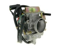 carburetor Naraku 30mm racing (diaphragm operated) for Maxi Scooter