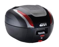 Top Case GiVi B33 Bauletti Monolock scooter trunk black 33L capacity