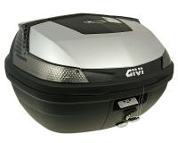 Top Case GiVi B47 Blade Tech Monolock scooter trunk silver 47L capacity