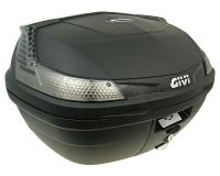 Top Case GiVi B47 Blade Tech Monolock scooter trunk black 47L capacity