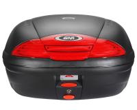 Top Case GiVi E450 Simply II Monolock scooter trunk black 45L capacity