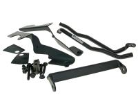 Top Case GiVi Monolock scooter trunk mounting for Aprilia Sport City One 125 (Piaggio Leader) 2V 08-
