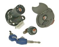 lock set for Rieju RS-1 Evolution 50 AM6