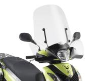 windshield / windscreen GiVi for Honda SH 125, 150 09-12