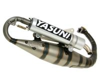 exhaust Yasuni Carrera 16 aluminum for Minarelli vertical
