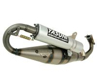 exhaust Yasuni Carrera 16 aluminum for Piaggio