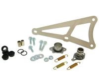 exhaust Yasuni Carrera 20 mounting kit complete for Minarelli horizontal