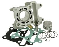 cylinder kit Naraku 50cc for Yamaha 4T LC