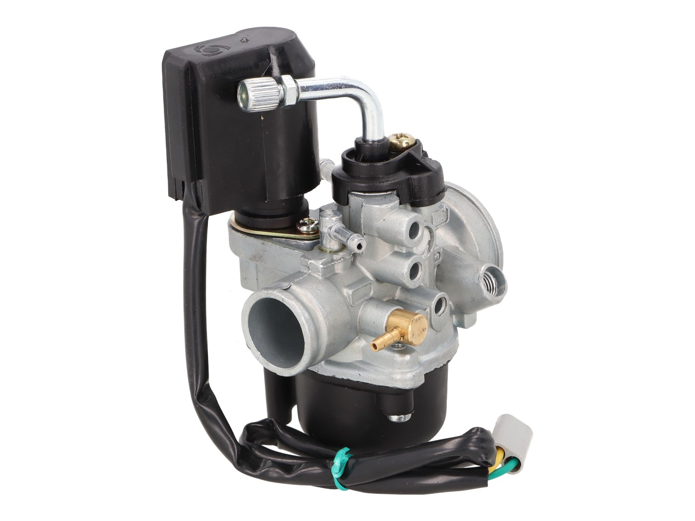 carburetor Naraku 17 5mm electric choke for Piaggio, Keeway, CPI