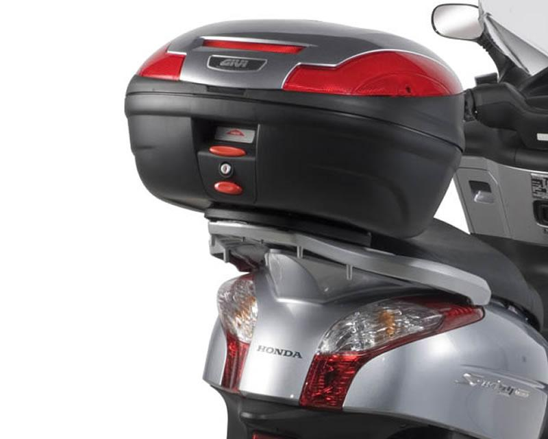 top case givi monolock scooter trunk mounting kit for honda s wing 125 150 scooter parts. Black Bedroom Furniture Sets. Home Design Ideas